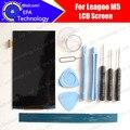 Leagoo M5 ЖК-Экран Оригинальный Новый Тестирование Высокое Качество Замена ЖК-Дисплей Для M5 + инструменты + клей