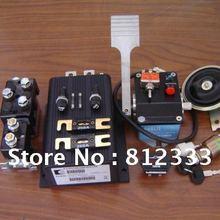 Набор аксессуаров для контроллера CURTIS 1204M-5201 контактор дроссельной заслонки рупорный предохранитель ключ переключатель 15 в 1 для осмотра экскурсий гольф-кары