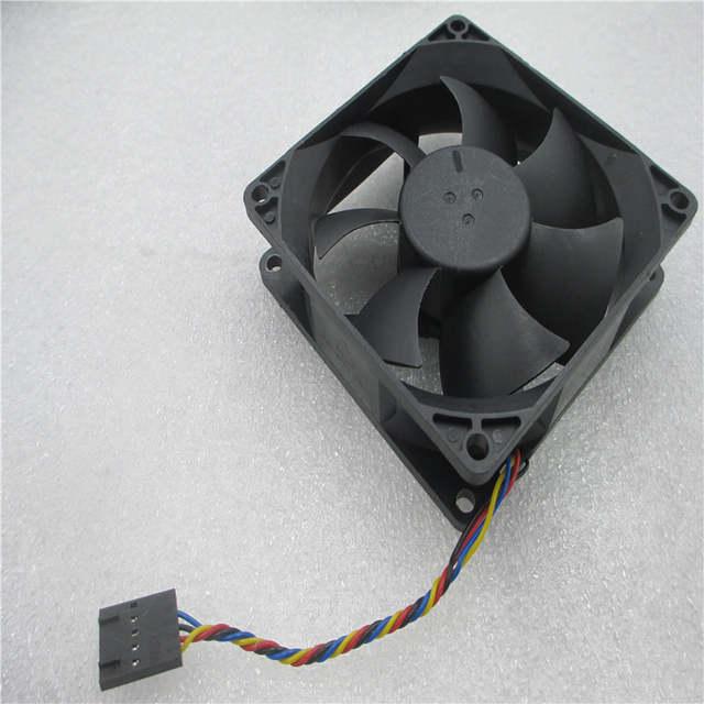 80X80X25MM 8CM 4PIN CPU FAN For Dell 89R8J-A00 OptiPlex 9020 3020 7010 9010  XE2 T1700 PVA080G12H MF80251V2-Q010-S99