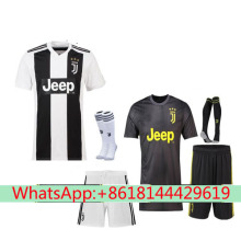 ff8f6d24199 Hot sales 2018 Top Best Qualit quality JUVENTUSES adult kit Short sleeve  Soccer jersey 18 19 Home Away 3RD Shirt Free shipping