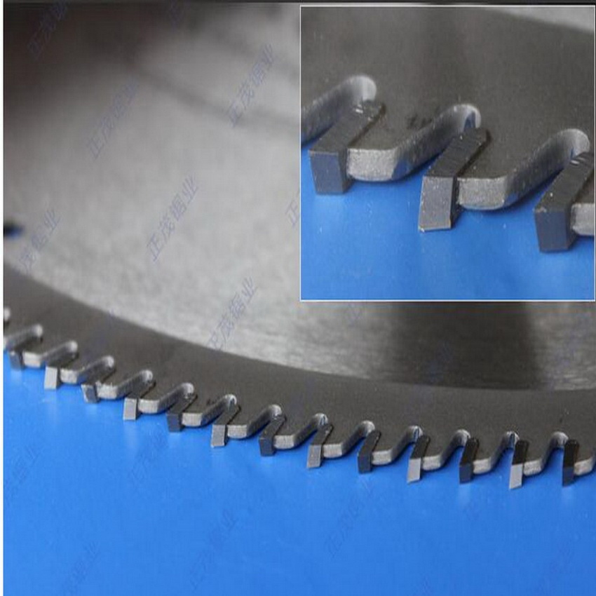 On Sale Of 1PC Quality 355*32/30/25.4*160Z Thin Kerf  Large Angle Super Sharp Teeth Shape TCT Saw Blade For Bamboo Cutting