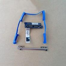 Комплект из 3 предметов, адаптер для жесткого диска серии EliteBook 2530p, 1,8 дюйма, разъем SATA для жесткого диска с кабелем + кронштейн + резина, компл...
