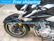 Buy STARPAD For Motorcycle bell Li Chi GW250/GSR250 modified for wood 320mm floating disc four four-piston calipers on the package