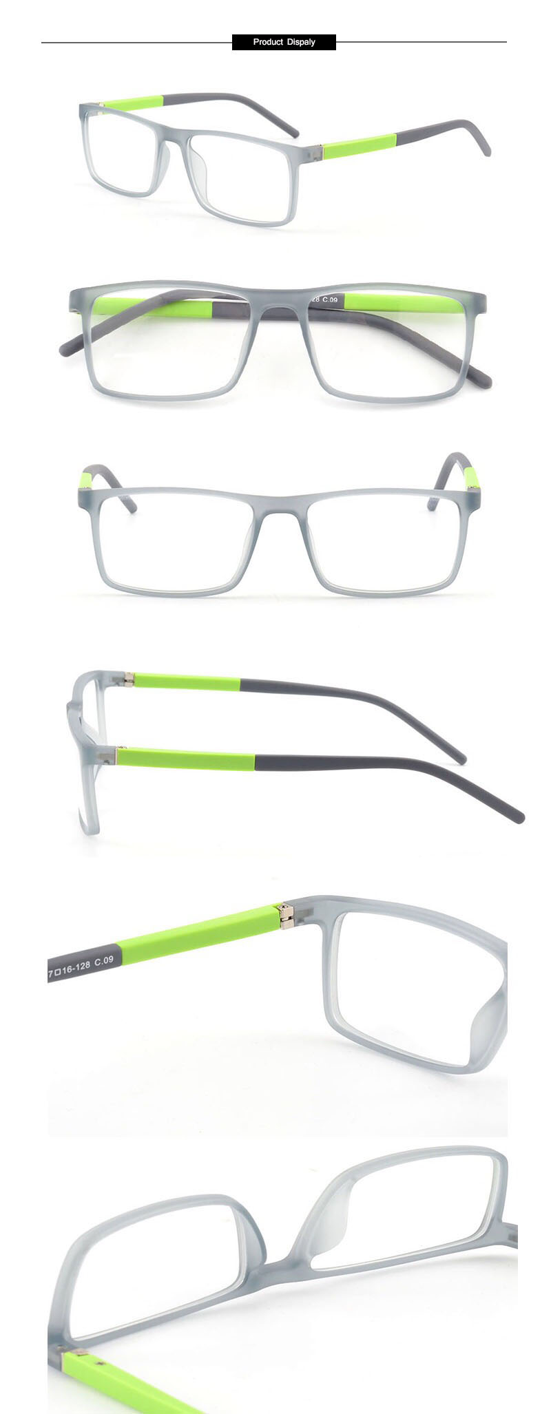 Kirka Kids Glasses TR Eyewear Frames Children Glasses Frames Kids Eyeglass Frames Flexible Soft Optical Glasses Children Frame (9)