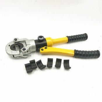 Гидравлический Pex труба TH прессформы 16 20 26 32 обжимной инструмент CW-1632 трубка обогрева напольного покрытия сантехника трубы давления трубы з...