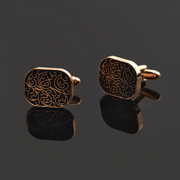 High-end men's shirts Cufflinks collection accessories classic 1