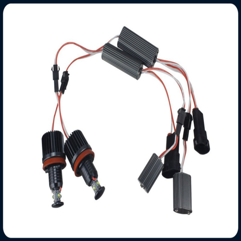 LED Novelty Lighting H8 For BMW E60 E61 E63 E64 E70 X5 E71 X6 e82 e87 e89 Z4 E90 e91 e92 m3 Headlight Super Lights Lighting New