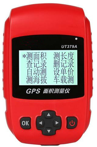 New Professional High Precision GPS Land Area Measuring Instrument UT379A Portable Handheld Distance Latitude Longitude Meter garmin etrex201x outdoor handheld gps latitude and longitude positioning navigation measurement area instrument