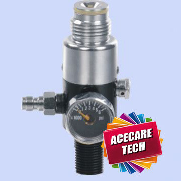 PCP use High pressure gas tank use,small regulator,PCP use small regulator-C