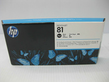 Original Printhaed for HP 81  Black Print head  C4950A Genuine 5000 5500 недорого