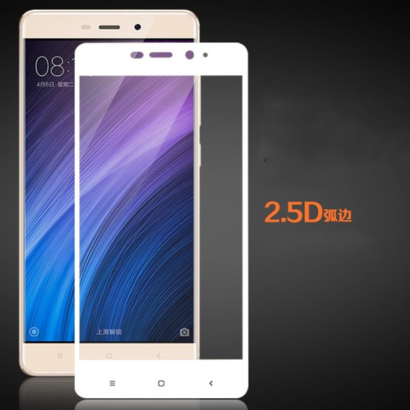 Tempered Kaca Untuk Xiaomi RedMi 4 Pelindung Layar Asli Untuk Xiaomi - Aksesori dan suku cadang ponsel - Foto 5