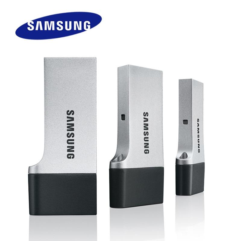 SAMSUNG Micro USB Flash Drive MAX 130MB/S Disk 64GB 128GB USB 3.0 OTG Mini Pen Drive Tiny Pendrive Memory Stick Storage Device sandisk ultra fit cz430 128gb usb 3 1 flash drive up to 130mb s read 64gb mini pen drive high speed usb 3 1 usb stick 32gb 16gb