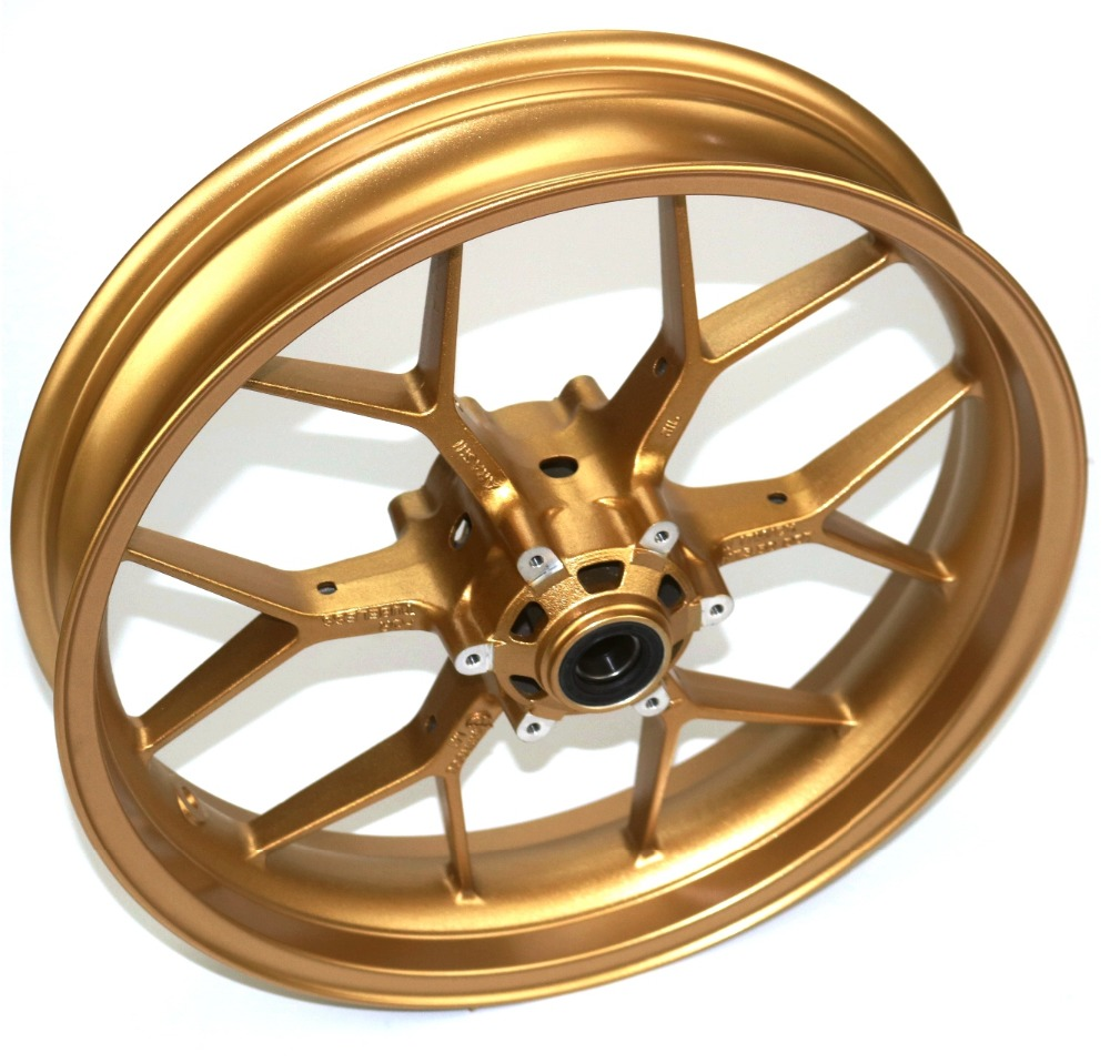 Мотоцикл колесо высокого качества диски для HONDA CBR600RR 2007 08 09 10 11 12 13 14 15 16 17 2018 колесные диски