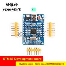 Panel STM8S Development Board Core Board Small System Board STM8S103K3T6 Core Board Send Code Routine