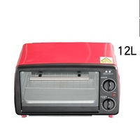 220V 12L Chinese Medicine Electric Oven Infrared Heating Baker High Quality Multifunctional Electric Chinese Herbs Baking Oven
