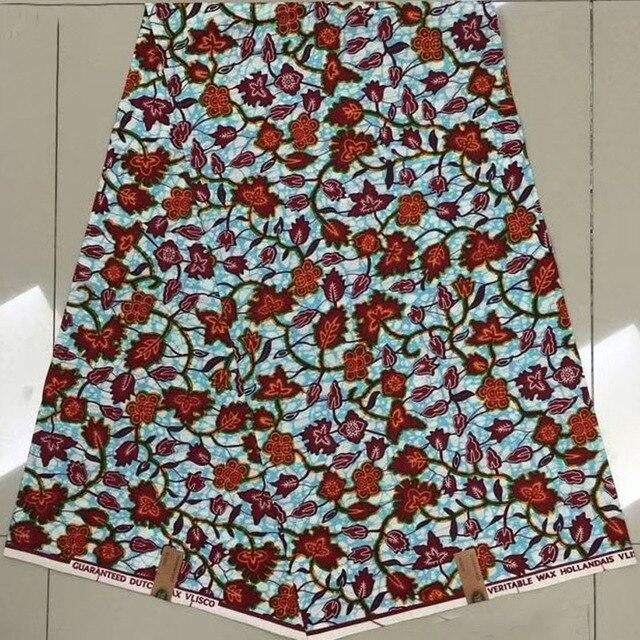 Us 72 98 8 Off Best New Arrival Wax Block Printing Fabric Batik Cotton Super Wax Hollandais Wax Fabric Free Shipping African Design African In