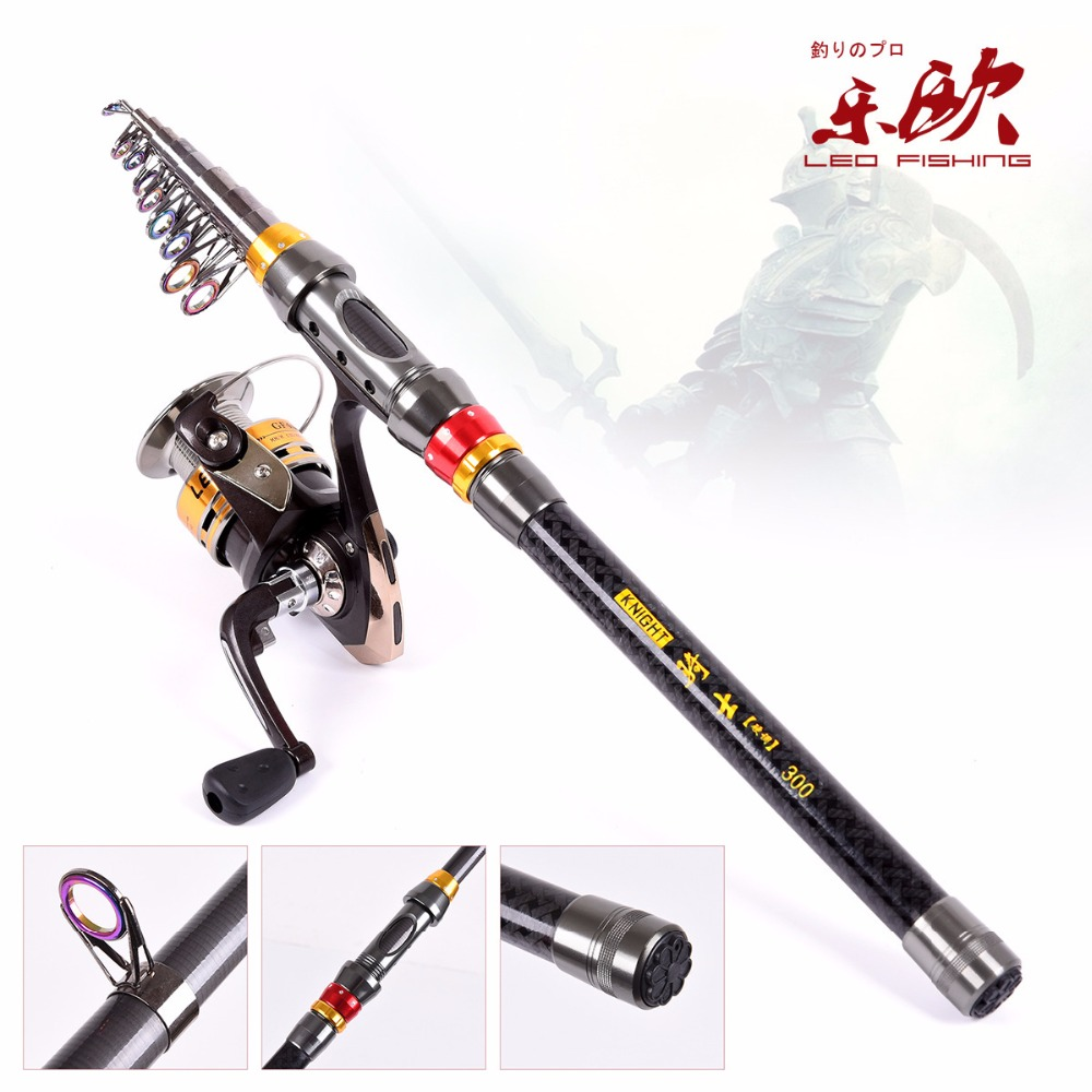 YG002 Mini Carbon Sea Fishing Rod Throw the Rods A variety of Specifications