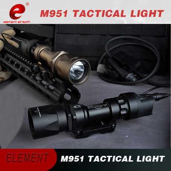 Element Airsoft Tactical Light Gun Flashlight Surefir M951 Hunting Lamp Scout Weapons Light EX108 - DISCOUNT ITEM  32% OFF Sports & Entertainment