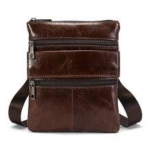 Пояса из натуральной кожи для мужчин сумка повседневное мужские сумки небольшой коровьей тонкий пакет