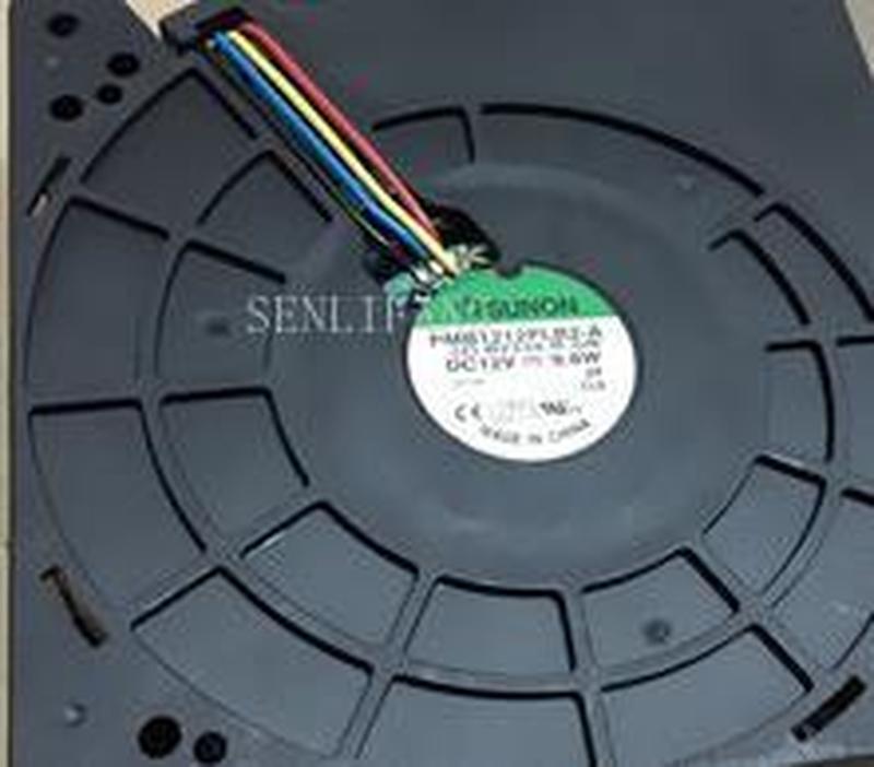 PMB1212PLB2-A 12CM 12032 12V 9.8W PWM Fan Switch Server Inverter Fan