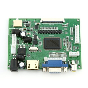 9 Inch Raspberry Pi Digital Display LCD TFT Shield Display Module HDMI+VGA+Video Driver Board for Raspberry Pi