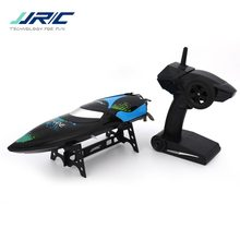 JJR/C S3 2CH 2.4GHz 25KM/h Boat Self Righting 180Flip Double Hatches RC Racing Boat Transmitter 150M Electric Ship RTR tt(China)