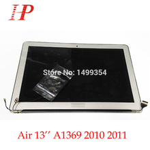 "Genuine New 2010 2011 Year A1369 LCD Screen Assembly For Apple Macbook Air 13"" A1369 LCD Assembly 1440*900 MC503 504 965 966"