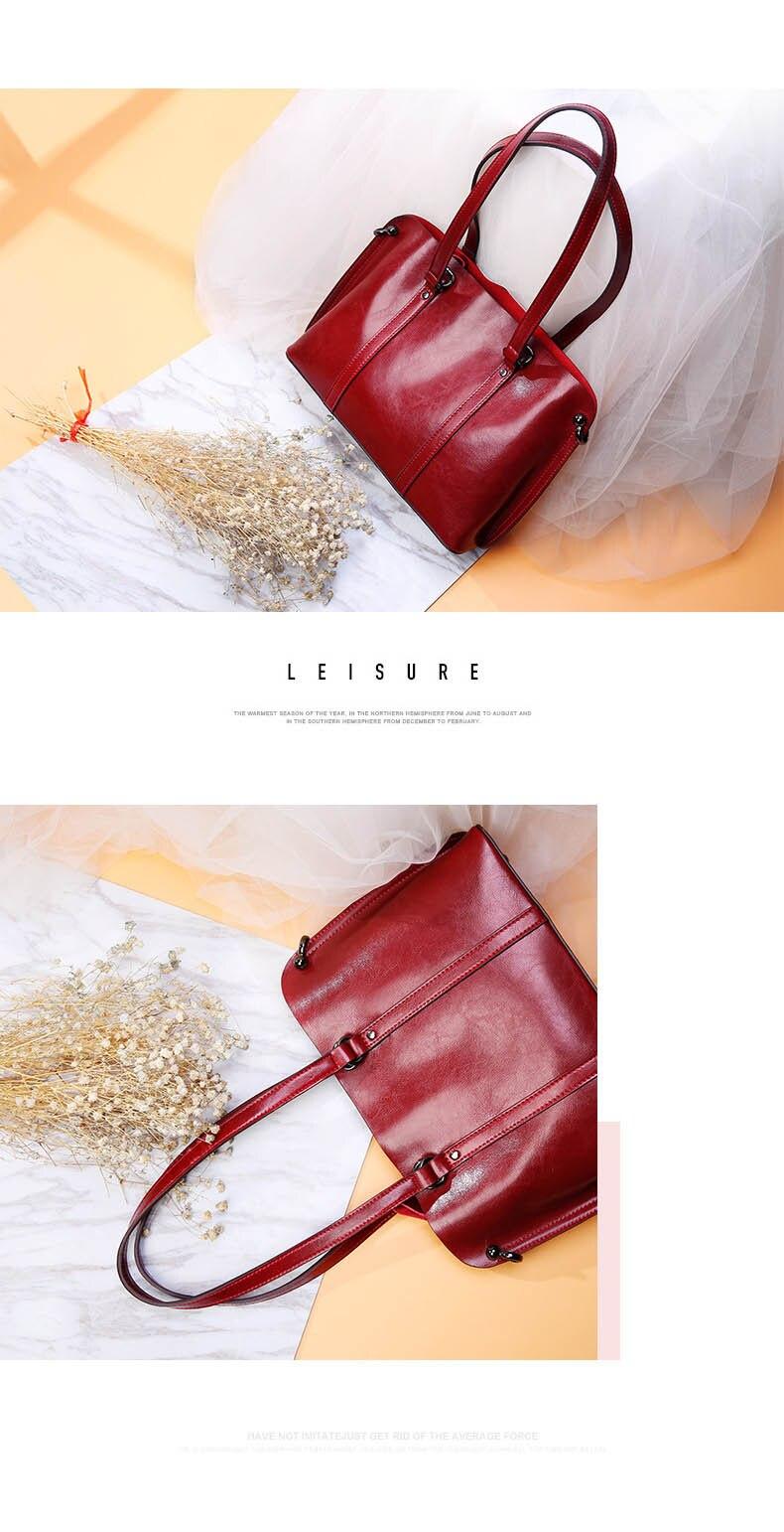 real grande boston messenger bags vermelho
