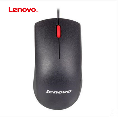 Lenovo USB Mouse M120/M120 pro 1000DPI USB Optical Wired Mouse Wheel Mini 3D Mice цена