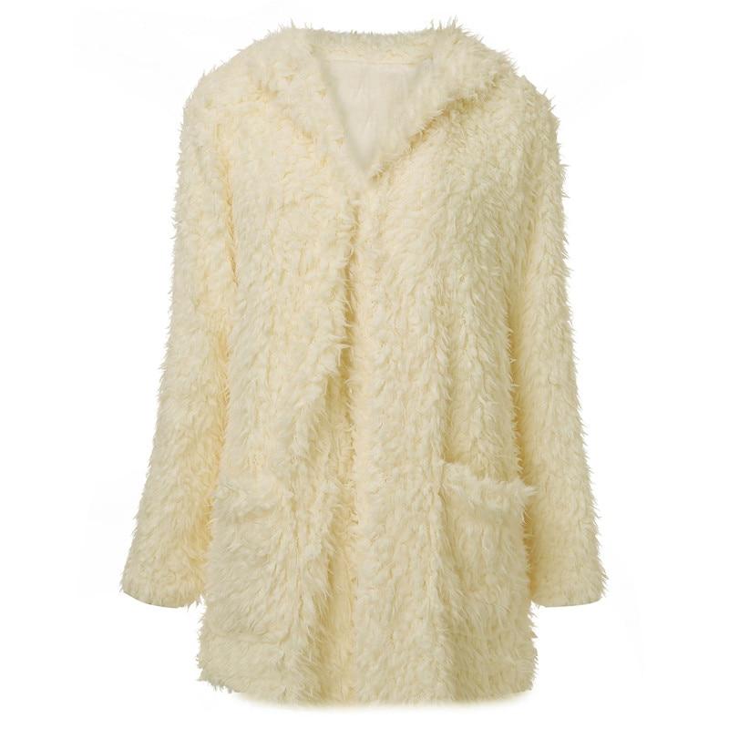 Aliexpress.com : Buy 2017 Women Autumn Winter Warm Fur Thick ...