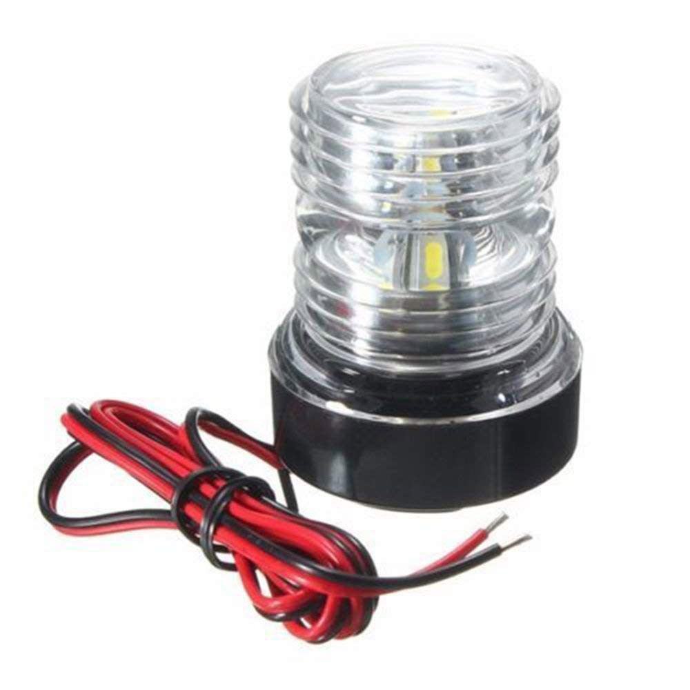 Boat Parts & Accessories Friendly 360 Degree Navigation Light Dustproof Waterproof 12v Super Bright Marine Boat Yacht Light Anchor Led White Navigation Lamp Atv,rv,boat & Other Vehicle
