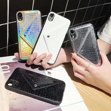Retro Crocodile pattern Leather Phone Case For iphone 6 6s 7 8 Plus 7plus Scrub Snake Pattern Cover XS Max XR X Capa