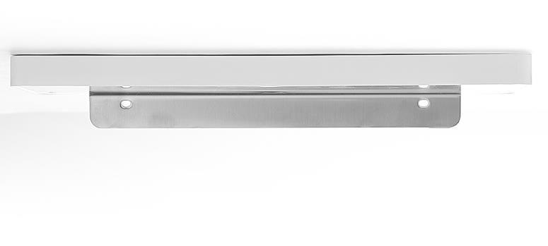 Полка для ванной комнаты подвесная полка для косметики 304 кухонная полка из нержавеющей стали - 5