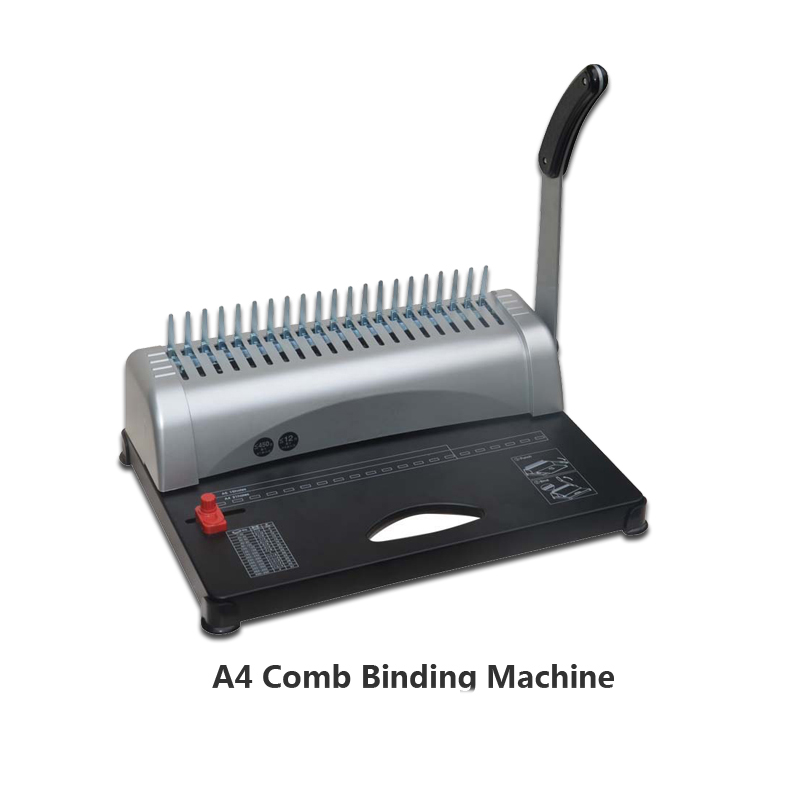 A4 Paper Binding Machine Puncher Binder 21 Holes Binding