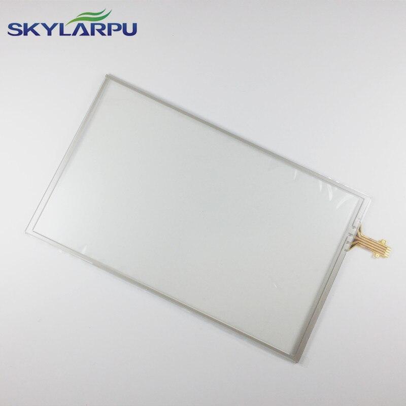 Skylarpu Novo polegadas touch screen digitador de Vidro para LMS606KF01-002 LMS606KF01 GPS de Navegação do painel de Toque Digitador de Vidro