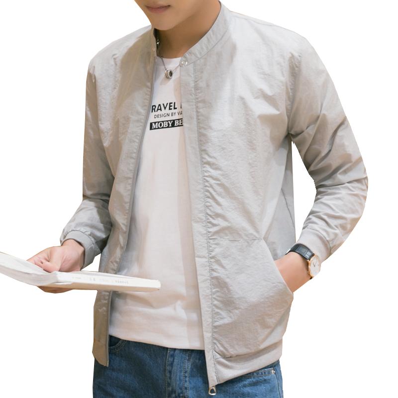 Мужские летние солнцезащитные куртки 2019 ультра светильник мужская уличная куртка тонкая ветровка куртка быстросохнущая пляжная куртка 4XL