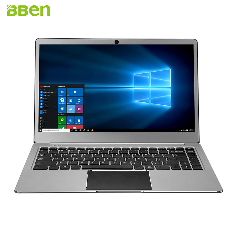 Bben Laptop FHD quad cores Intel Apollo Lake N3450 4GB RAM 64GB ROM eMMc USB3 0