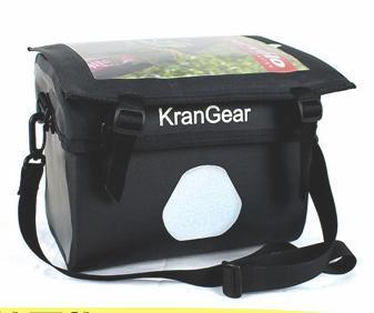 Fully Waterproof Bike Package Handlebar Bag Front Pack Slr Camera