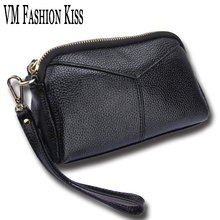 KISS Leather Clutch Luxury