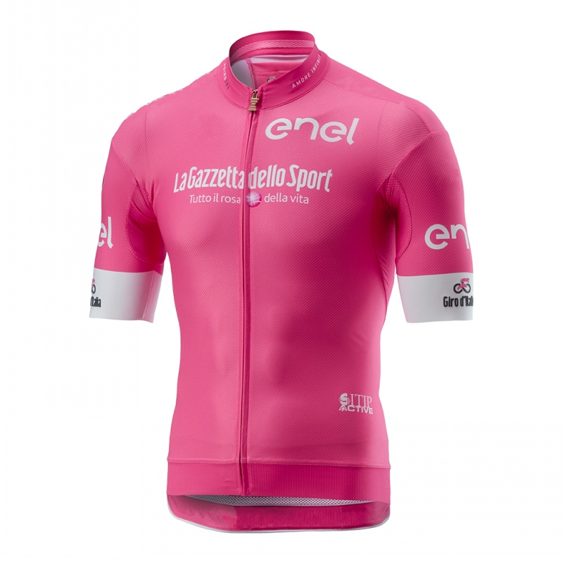 fight for pink tour italy pro cycling jersey Bicycle maillot breathable MTB quick dry bike clothing Ropa ciclismo only