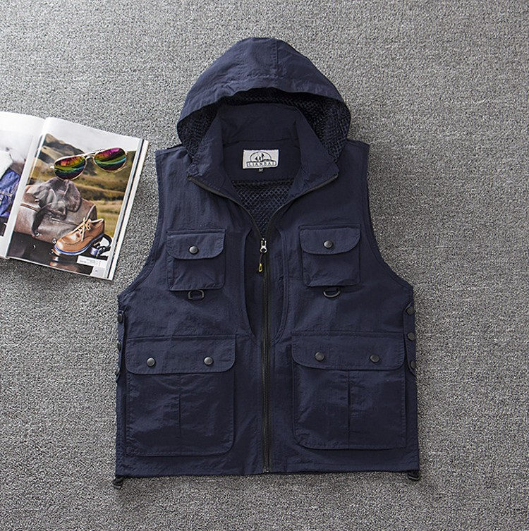 vest jacket women