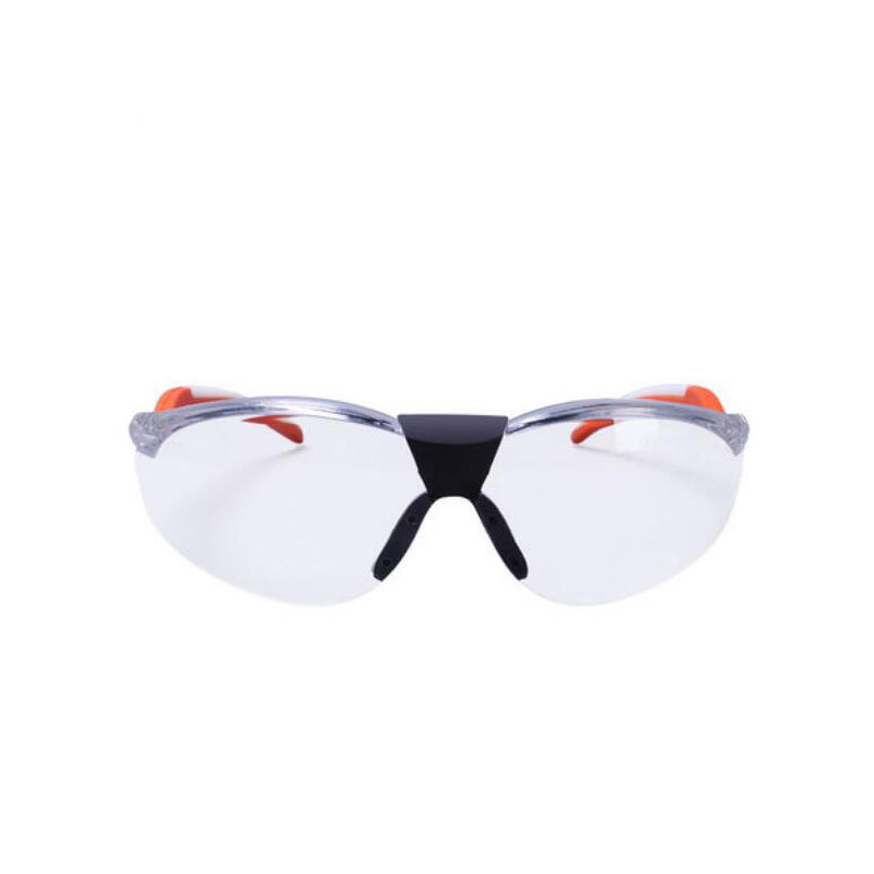 цена на Transparent Safety Goggles Dustproof Windproof Outdoor Anti-fog Anti-shock Goggles Working Goggles H201315