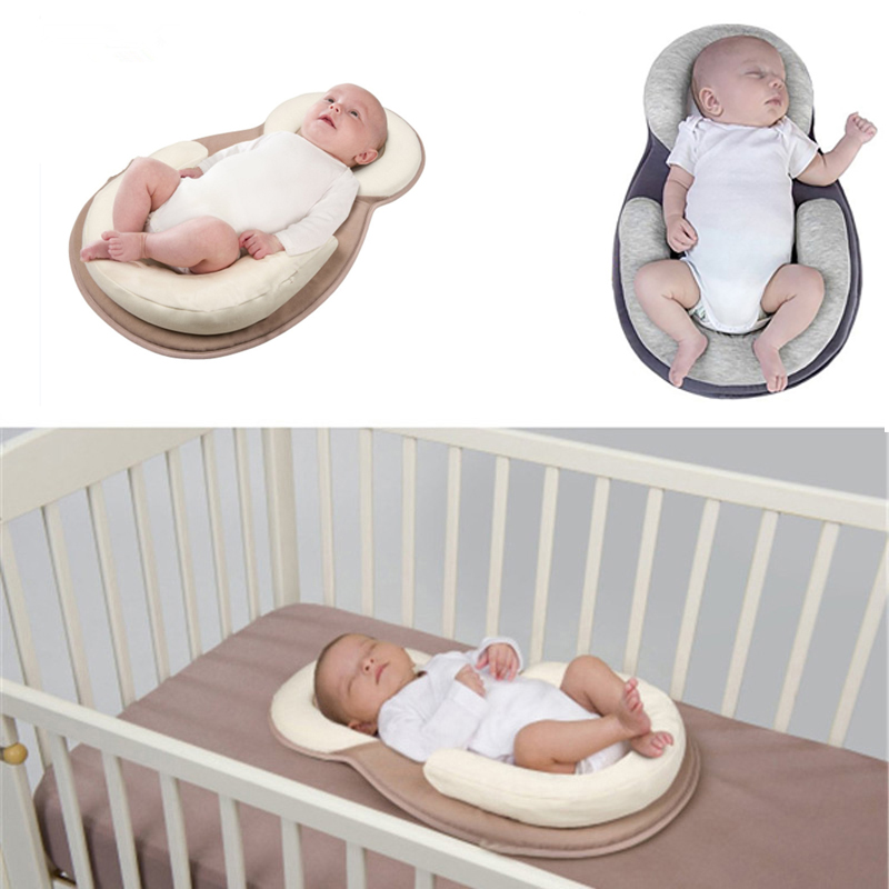 Portable Baby Nest Crib Nursery Travel Bed Folding Baby Bed Baby Crib Toddler Cradle Multifunction Storage Bag Babynest Care Детская кроватка