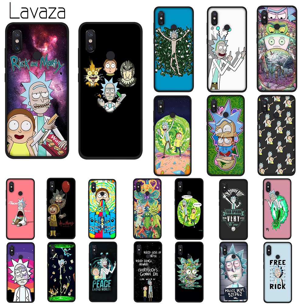 Lavaza Rick And Morty Soft Silicone Case Cover for Huawei Mate 10 20 P9 P10 P20 Lite Pro P Smart 2019 TPU Cases in Fitted Cases from Cellphones Telecommunications