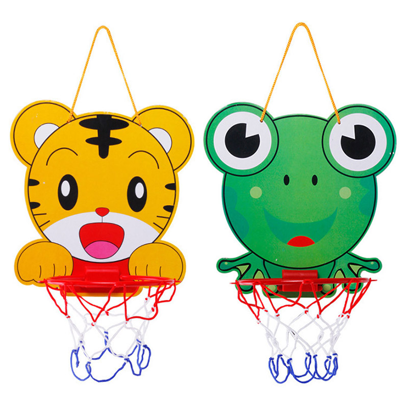 Indoor-Adjustable-Hanging-Basketball-Netball-Hoop-Portable-Plastic-Mini-Basketball-Box-with-Ball-Children-Kids-Game-2