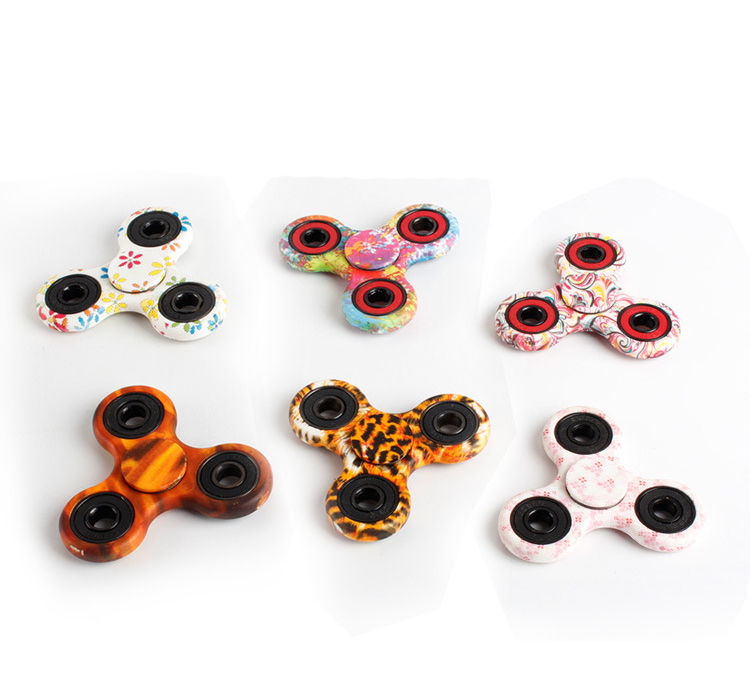 2017 New Styles High-Quality Fidget Spinner