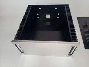 Image 3 - All aluminum power amplifier chassis/ amplifier case , 2412 small armor