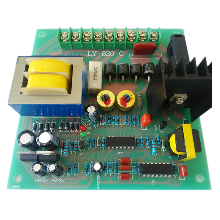 220V PWM DC Motor Speed Control Driver Board ,Permanent magnet excitation module Overload protection mini dual 2 channel 2 5a dc motor driver module beyond l298n pwm speed control