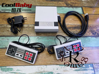 DHL 5 120pcs/lot New Mini Game Console Retro TV Handheld Game Console Built in 621 Different Games With HDMI Output PAL&NTSC