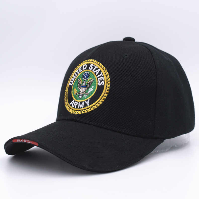 c2eea421eb3 ...  SOTT  2 Colors Mens Airborne United States Army Baseball Caps US  Tactical Hats for ...